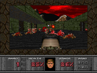 DOOM 32X 24 Level Expansion