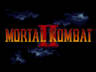 Mortal Kombat II 32x - Ultimate Edition