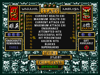 Supreme Warrior Easy