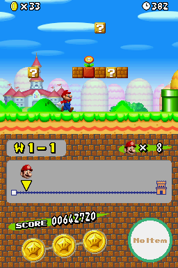 New Super Mario Bros. Deluxe!