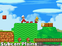 New Super Mario Bros. 5: Clone Tag Team 2