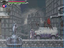Castlevania:Dawn of Sorrow NIGHTMARE