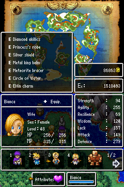 DQ5 DS: Monster Trainer v1.0