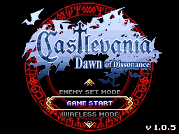 Castlevania: Dawn of Dissonance - A Juste Story Mode Hack