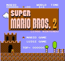 SMB2J FDS-to-NES MMC3 Super Hack
