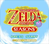 Oracle of Seasons Force GBA Enhanced Mode