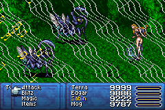 Final Fantasy VI Advance Graphics Reverter