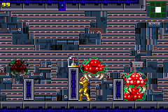 Escape From Metroid Zero