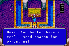 Breath of Fire Text Cleanup