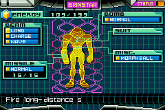 Metroid Disturbance