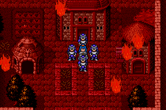Breath of Fire Color Restoration