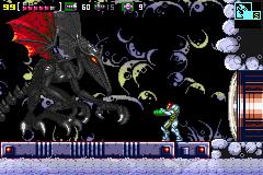 Romhacking net - Hacks - Metroid: Deep Freeze