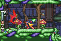 Romhacking net - Hacks - Mega Man Zero 4 Restoration