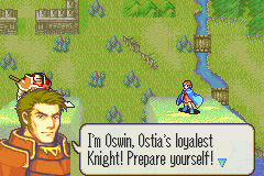 Fire Emblem Different Dimensions: The Ostian Princess