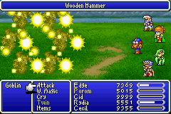Bit Improvement for FF4A