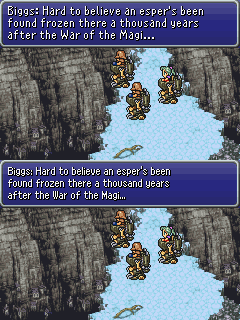 FFVI Advance Font Enhancement