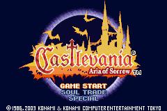Romhacking net - Hacks - Castlevania: Call of Chaos