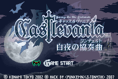 Castlevania HOD: Revenge of the Findesiecle