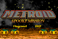 Metroid: Spooky Mission