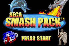 Sega Smash Pack - Color Restoration