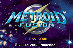 Metroid Fusion - Japanese Version to Other Languages