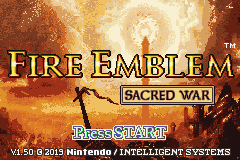 Fire Emblem: The Sacred War (Part 2)