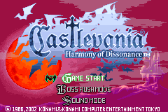 Castlevania Harmony of Dissonance Music Overhaul