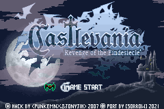 Castlevania HoD: Revenge of the Findesiecle USA!