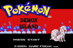 Pokemon Demon Island