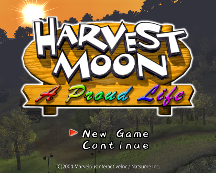 Harvest Moon: A Proud Life