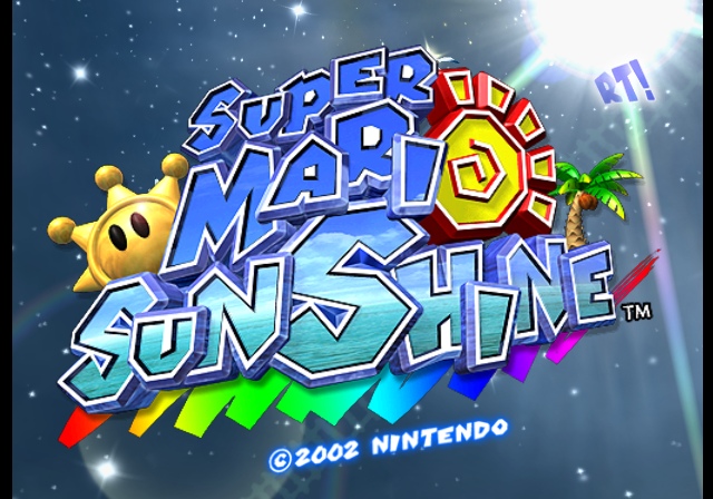 """Duper Mario VS Everything"" (Funny Mario Sunshine hack)"