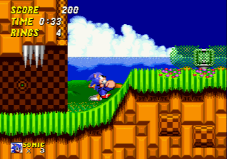 Sonic the Hedgehog 2 XL