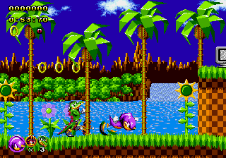 Sonic the Hedgehog Classic Heroes