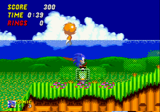 Homing Attack and Jumpdash in Sonic 2
