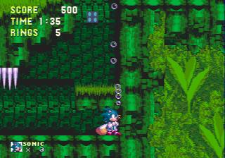 Romhacking net - Hacks - Sonic 3 Complete