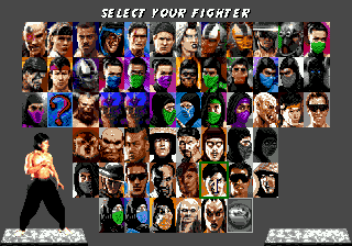 Mortal kombat trilogy psx rom