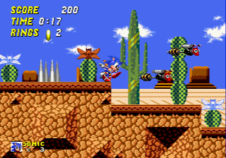 Sonic the Hedgehog - The Lost Worlds