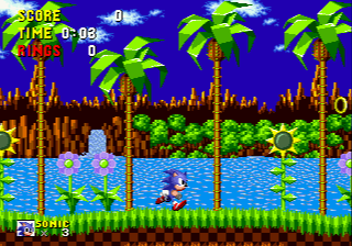 Romhacking Net Hacks Sonic The Hedgehog Genesis Genesis