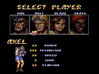 Street Fighter 2 of Rage
