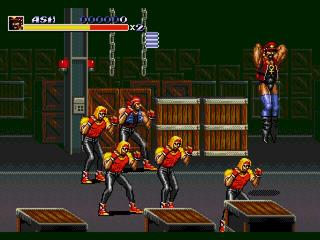 Streets of Rage 3 - Ash Patch