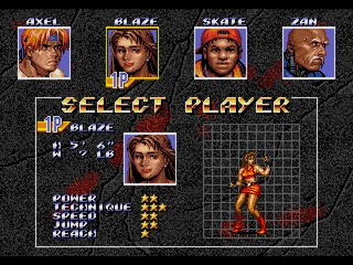 Streets of Rage 3 - Special Edition