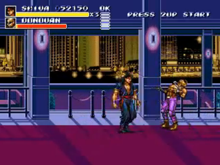 Streets of Rage 3 Project