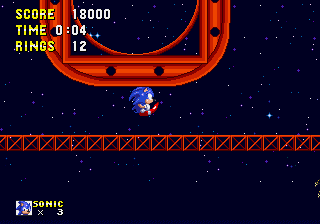 Sonic the Hedgehog 2 - Advanced Edit 2