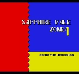 Sonic the Hedgehog 2: Tohaka Version