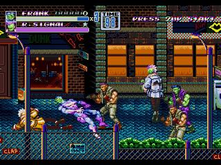 Streets of Rage 2 - Extreme Punishment Edition