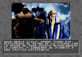 Mortal Kombat II: Unlimited (Spanish)