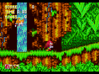 Knuckles & Tails