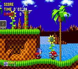 Ordinary Sonic ROM Hack