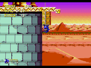 Metal Sonic in Sonic the Hedgehog 3 & Knuckles