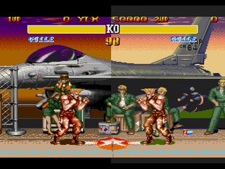 Street Fighter II': SCE - Enhanced Colors